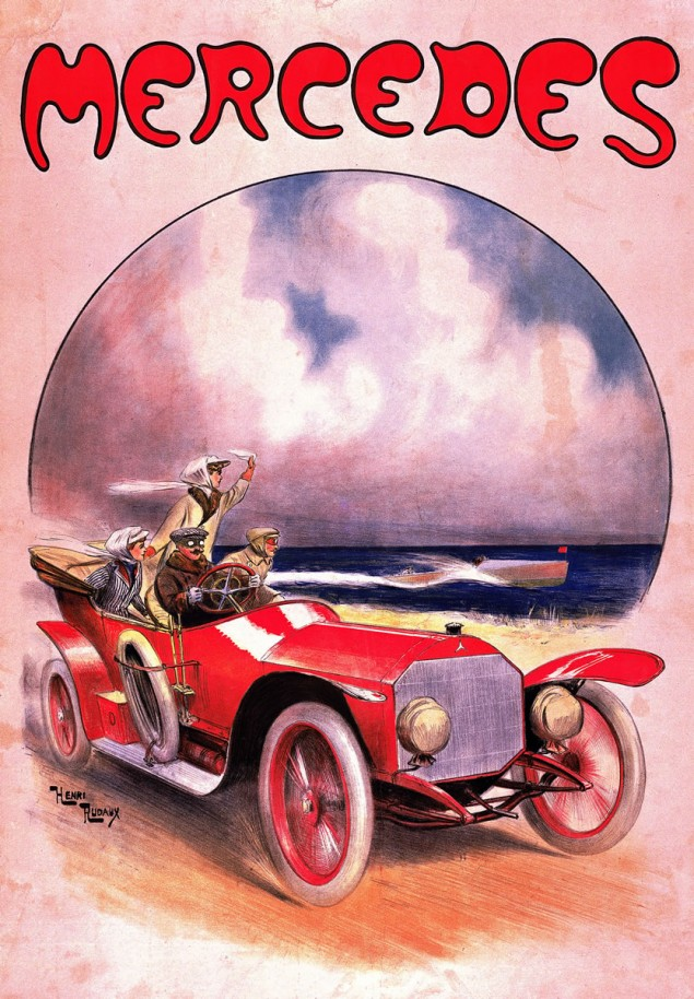 Gottlieb Daimler - Page 2 Merc1524