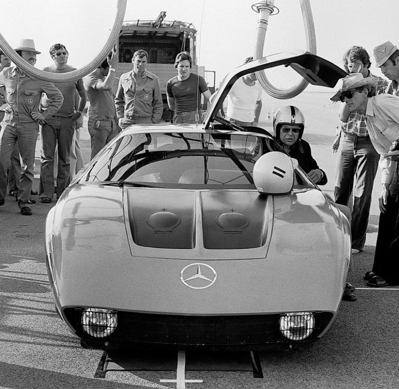 [Historique] Mercedes C 111 (1969-1979) Merc1572