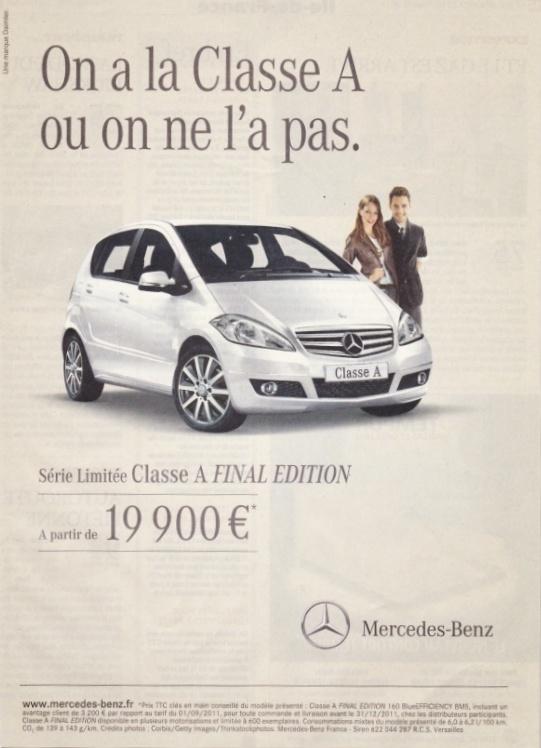 [Essai] Mercedes Classe A (W169) 2004- Merc1582