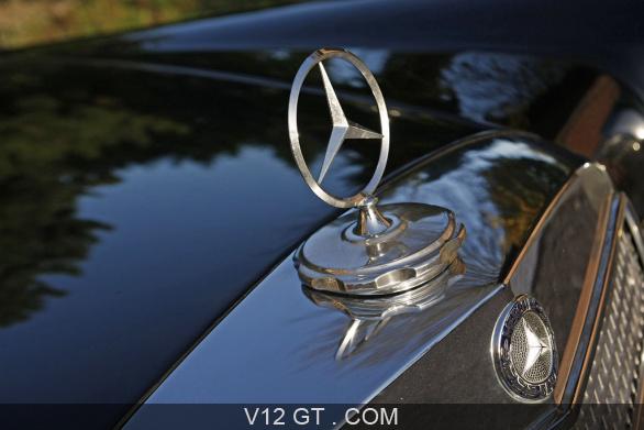 [Essai] Mercedes 600 Pullman contre Maybach 62 Merc1771
