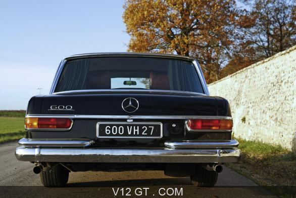 [Essai] Mercedes 600 Pullman contre Maybach 62 Merc1776