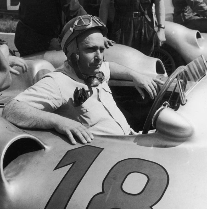 [pilote] Juan Manuel Fangio (1911-1995) Merce132