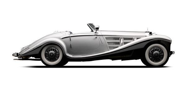 [Essai] Mercedes 540K Roadster 1937 - 1939  Merce248