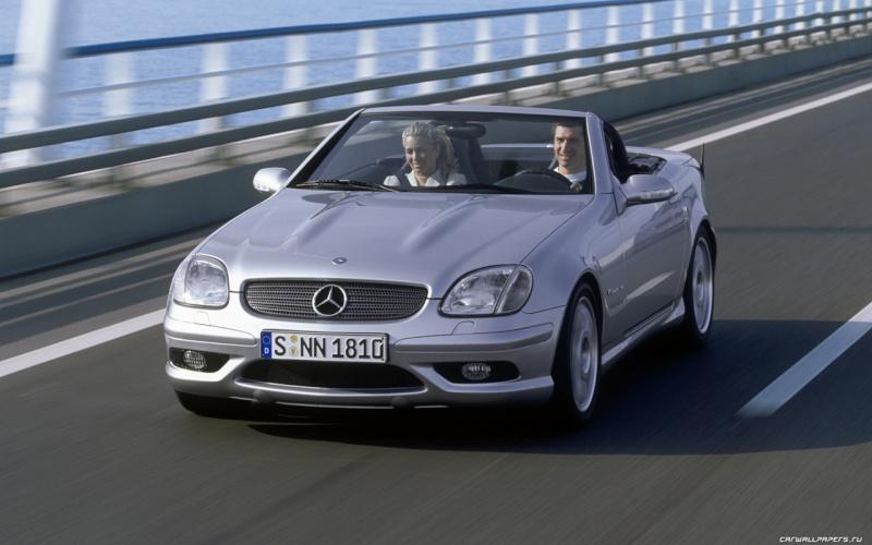 [ Essai] Mercedes SLK 32 AMG (R170) Merce328