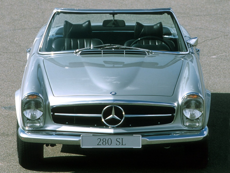 "La ""Pagode"" 280 SL (W113 1967-1971)  Merce344"