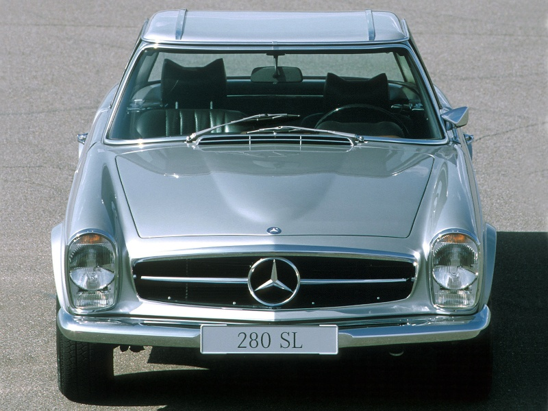 "La ""Pagode"" 280 SL (W113 1967-1971)  Merce345"