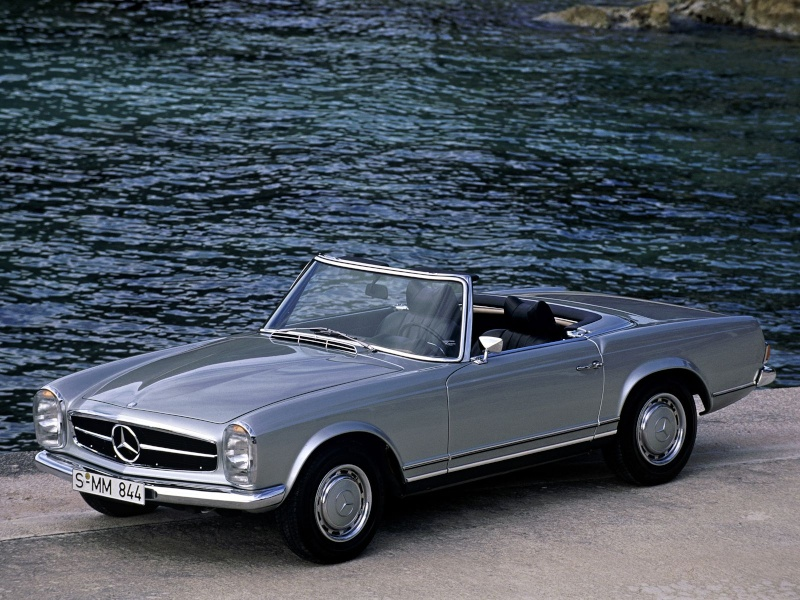 "La ""Pagode"" 280 SL (W113 1967-1971)  Merce346"