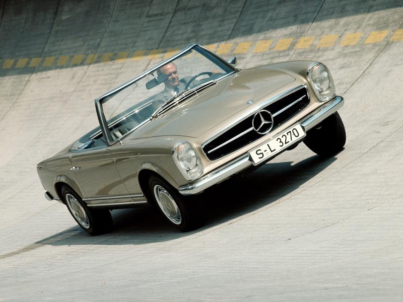 "La ""Pagode"" 280 SL (W113 1967-1971)  Merce347"