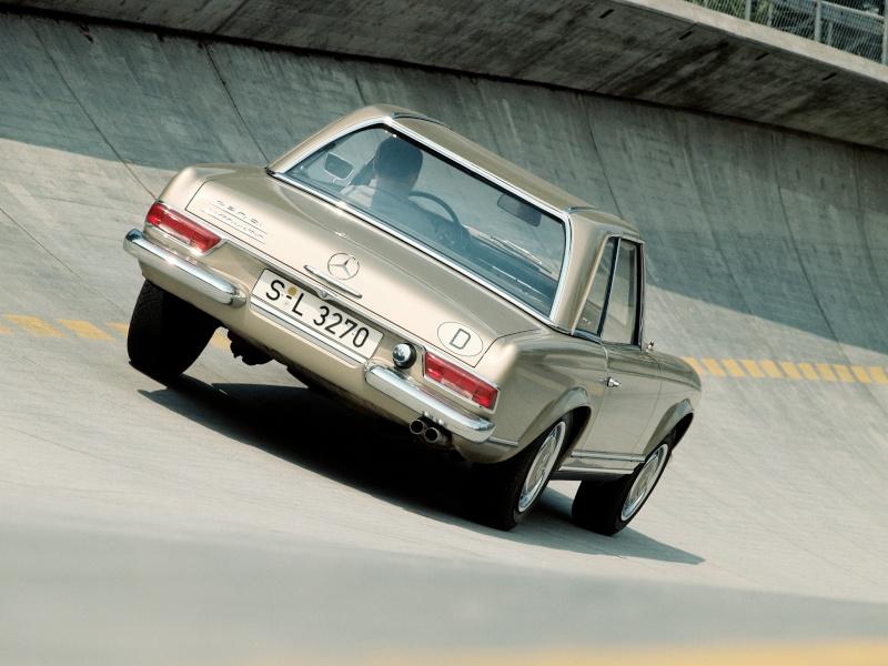 "La ""Pagode"" 280 SL (W113 1967-1971)  Merce348"