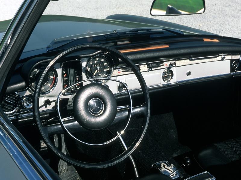 "La ""Pagode"" 280 SL (W113 1967-1971)  Merce349"
