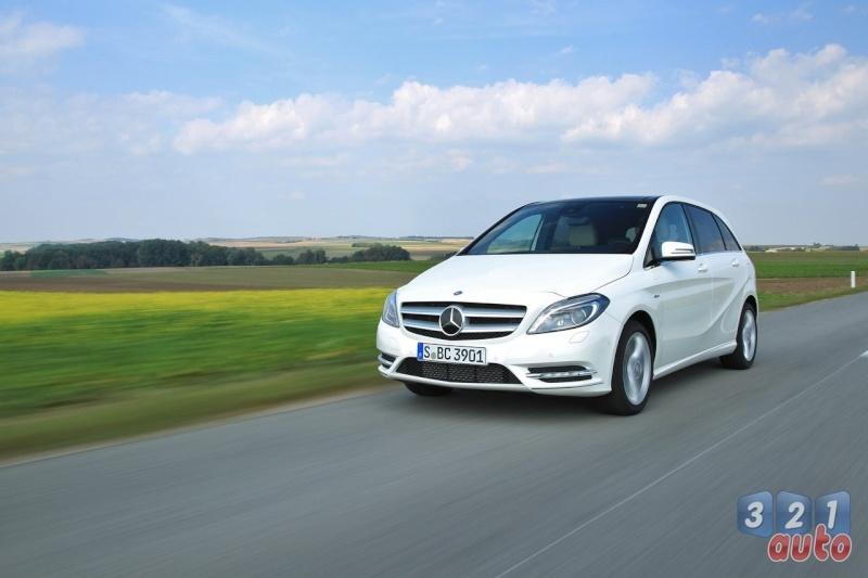 [Essai] Mercedes Classe B 180 CDI Merce463