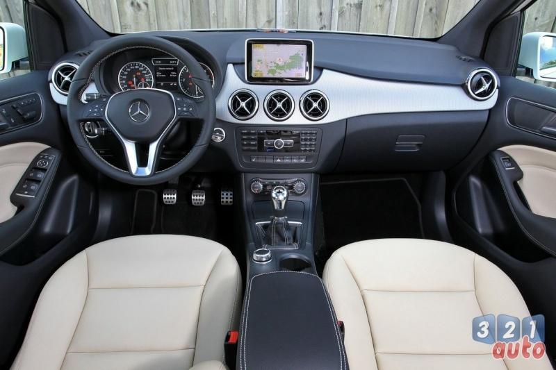 [Essai] Mercedes Classe B 180 CDI Merce468