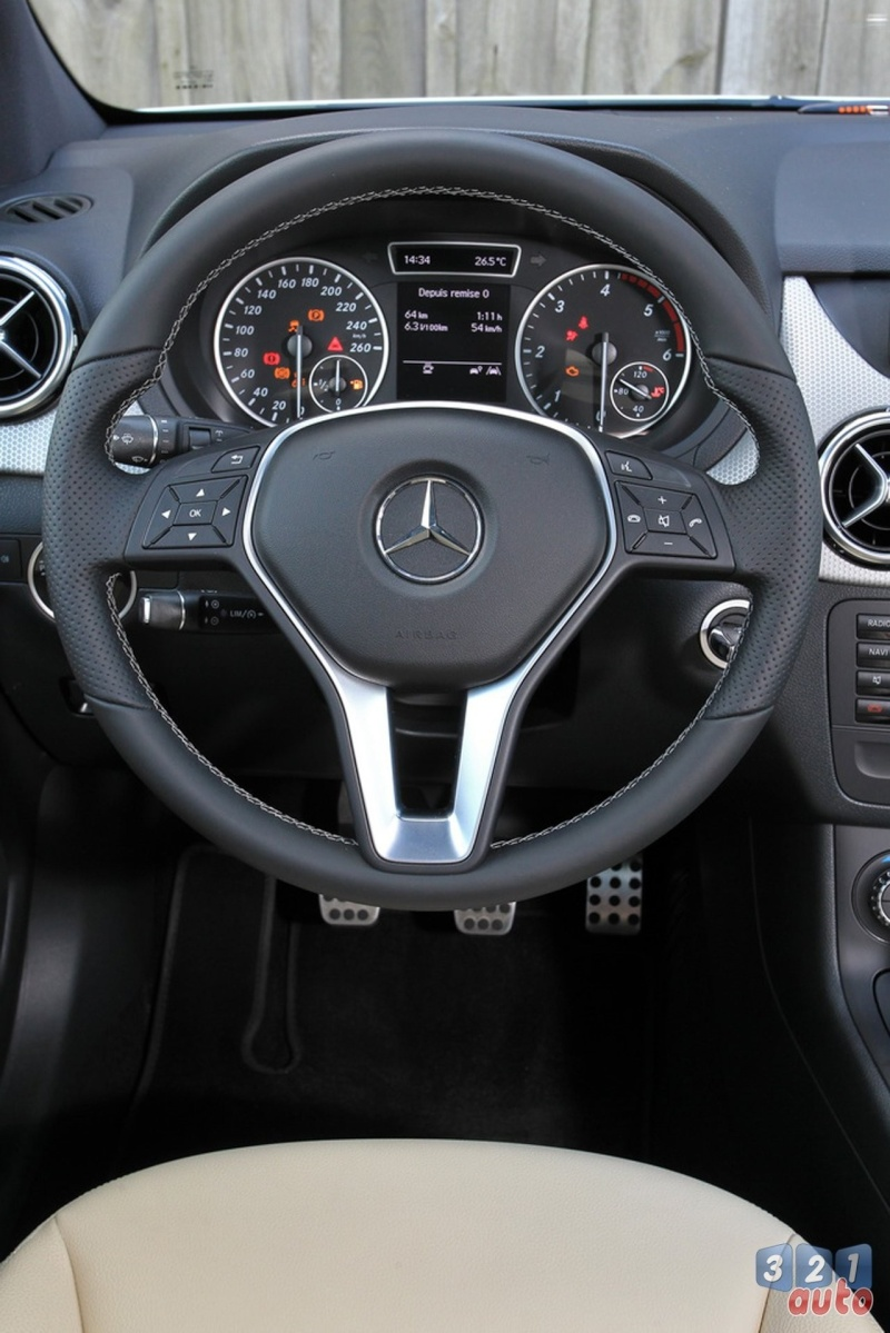 [Essai] Mercedes Classe B 180 CDI Merce469