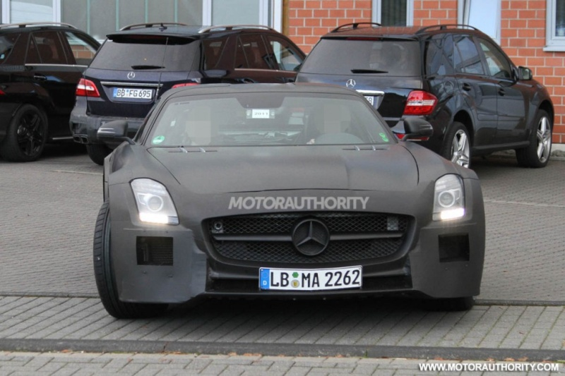 Mercedes SLS AMG Black Series Merce503