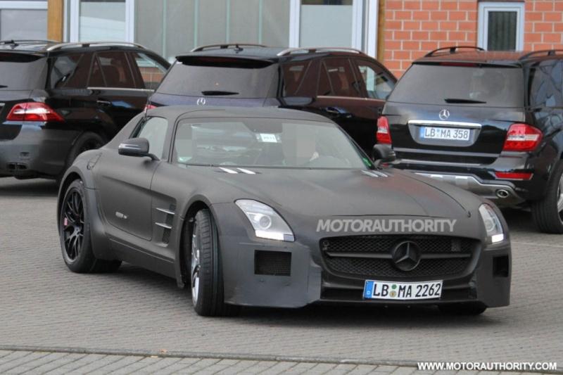 Mercedes SLS AMG Black Series Merce504