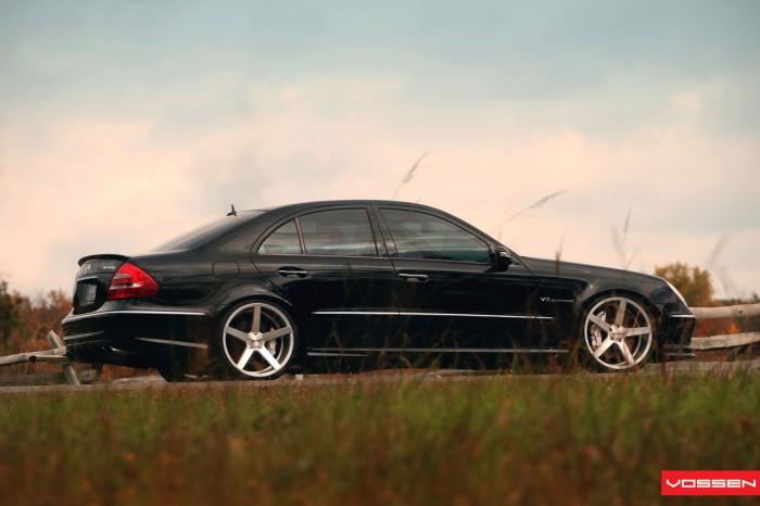 [Essai] La Mercedes E 55 AMG (W211) Merce611