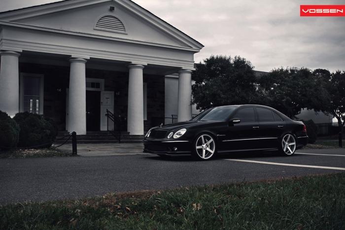[Essai] La Mercedes E 55 AMG (W211) Merce613