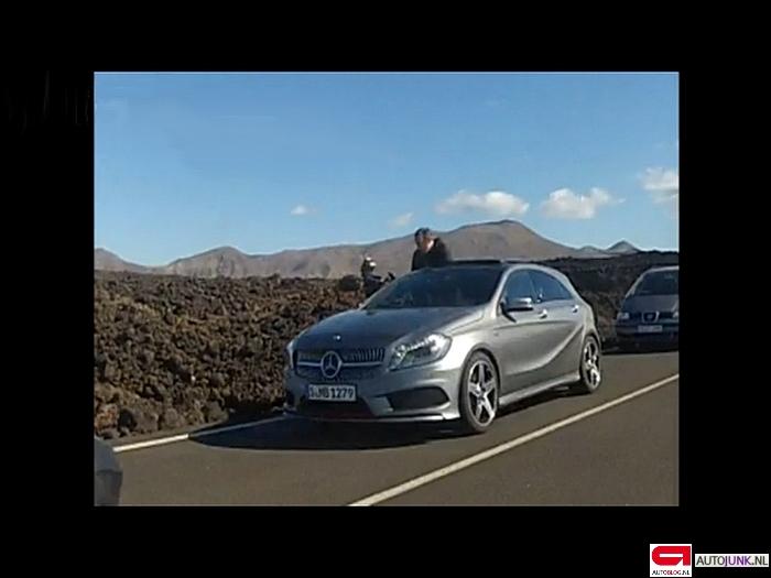 [Rumeurs]  Les futures Mercedes Classe A  (W176) - Page 3 Merce813
