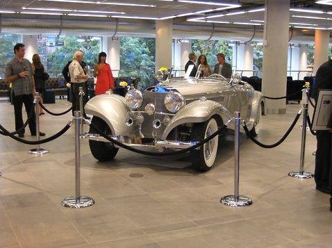 [Essai] Mercedes 540K Roadster 1937 - 1939  Merced43