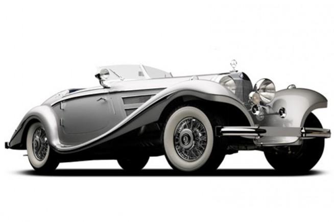 [Essai] Mercedes 540K Roadster 1937 - 1939  Merced44