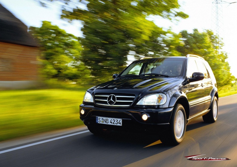 [Guide d'achat occasion] Mercedes ML 55 AMG Ml_55_11