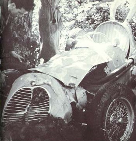 [pilote] Juan Manuel Fangio (1911-1995) Monza510