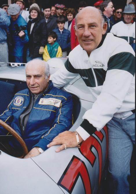 [pilote] Juan Manuel Fangio (1911-1995) Moss-f10