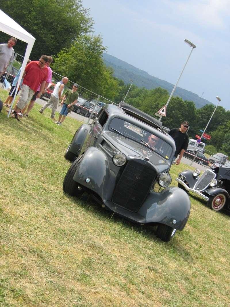 Les Mercedes Hot-Rod Nats2011