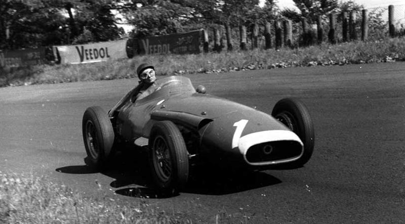 [pilote] Juan Manuel Fangio (1911-1995) Origin10