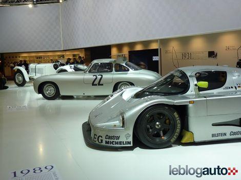 Mercedes aux 24 heures du Mans Ratrom11