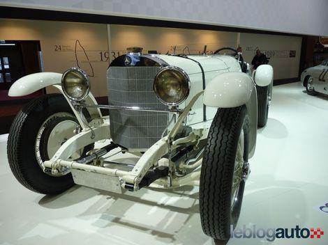 Mercedes aux 24 heures du Mans Ratrom12