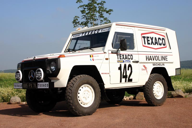 Victoire au Paris-Dakar 1983 Repliq10