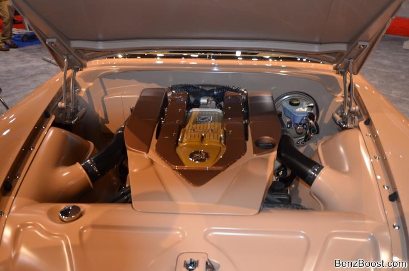Buick 1954.... Mercedes Sema2011