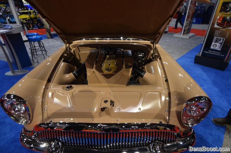Buick 1954.... Mercedes Sema2012