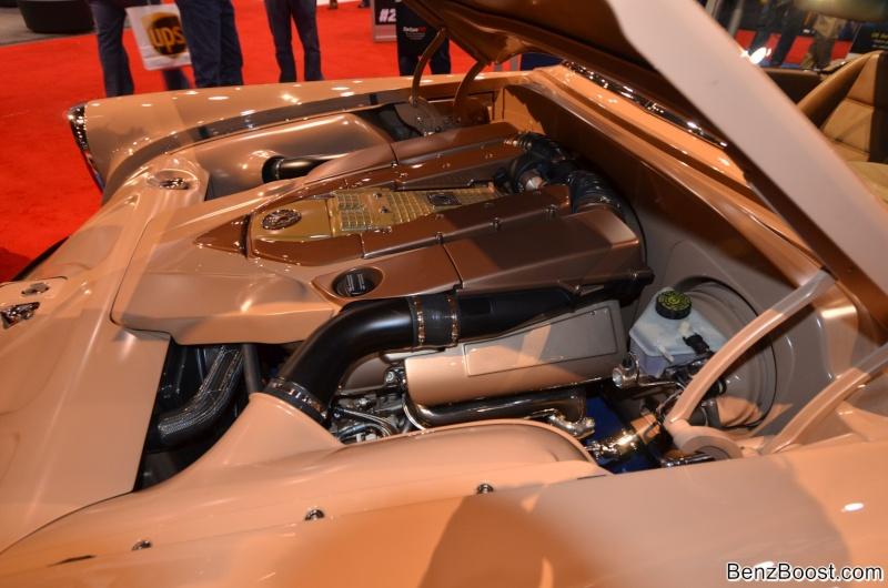 Buick 1954.... Mercedes Sema2013