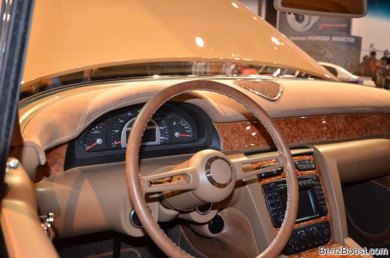 Buick 1954.... Mercedes Sema2015