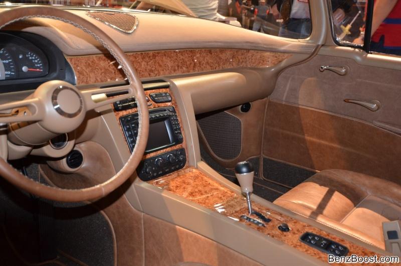 Buick 1954.... Mercedes Sema2016