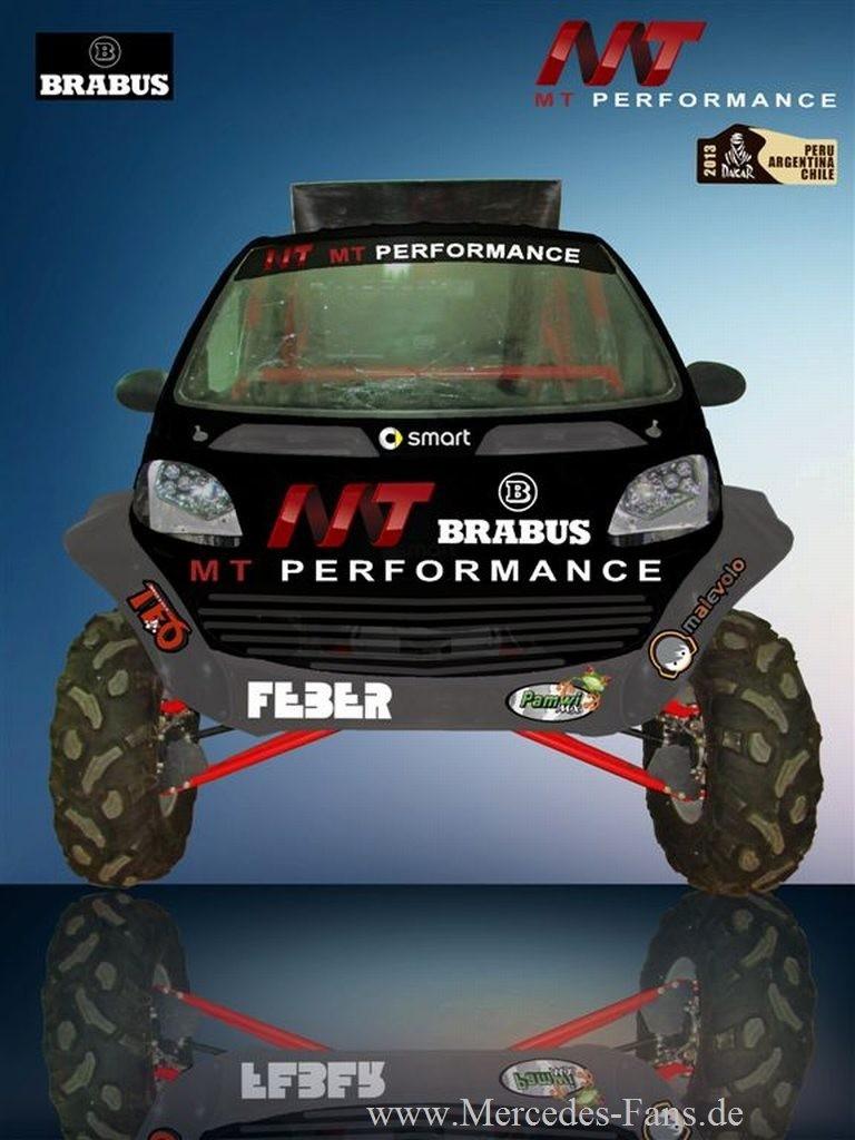 Smart FEBER Rallye Dakar (2013) Smart-23