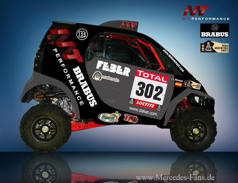 Smart FEBER Rallye Dakar (2013) Smart-24