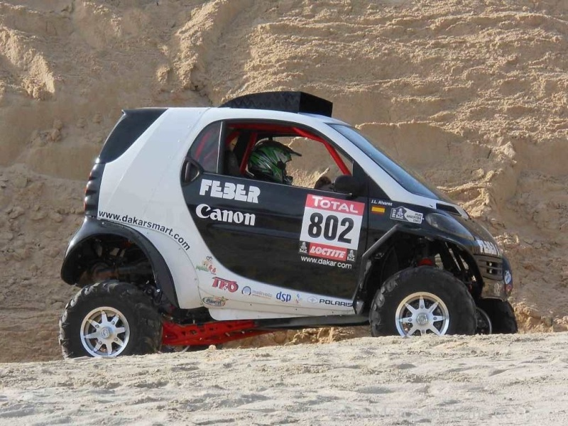 Smart FEBER Rallye Dakar (2013) Smart-27