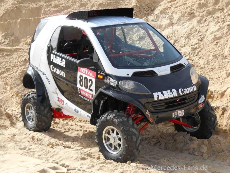 Smart FEBER Rallye Dakar (2013) Smart-30
