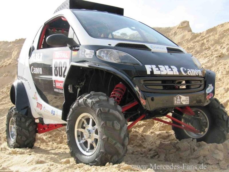 Smart FEBER Rallye Dakar (2013) Smart-33