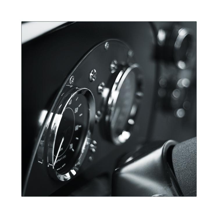 Les Mercedes Hot-Rod Tacho10