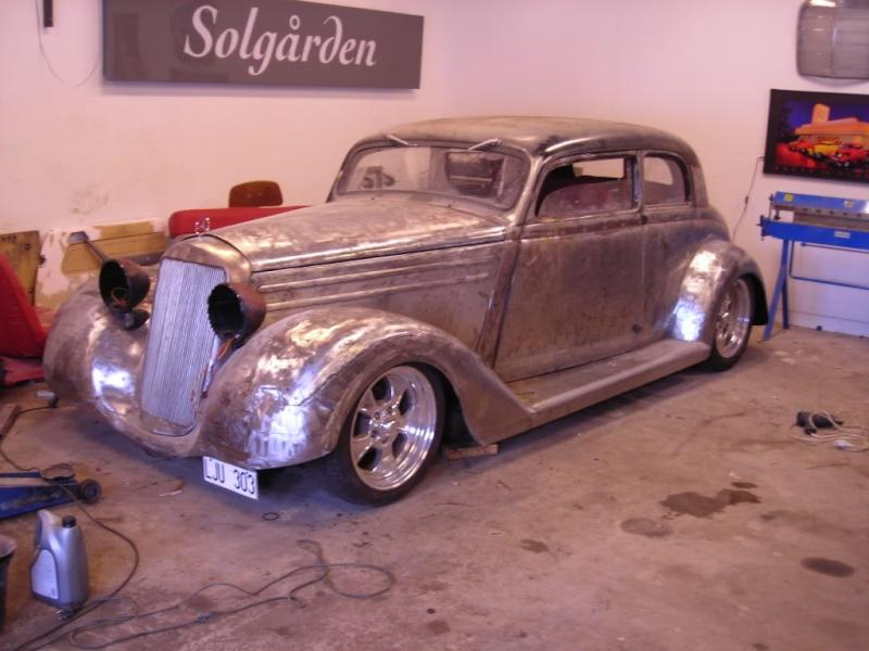 Les Mercedes Hot-Rod Telefo13