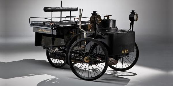 Gottlieb Daimler - Page 2 Tricyc10