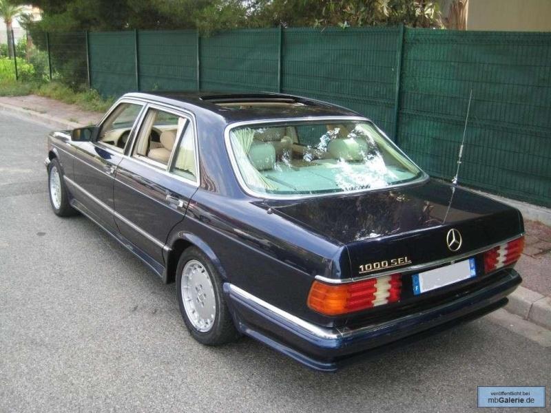 La Mercedes 560 Duchatelet Tunerg26