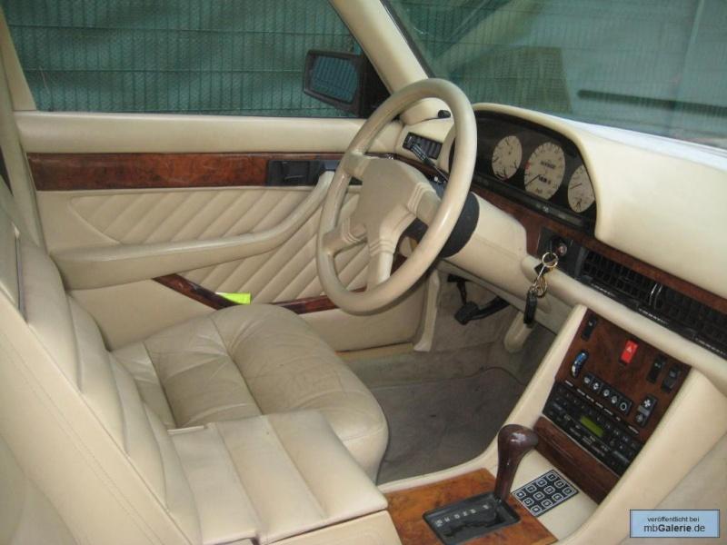 La Mercedes 560 Duchatelet Tunerg33