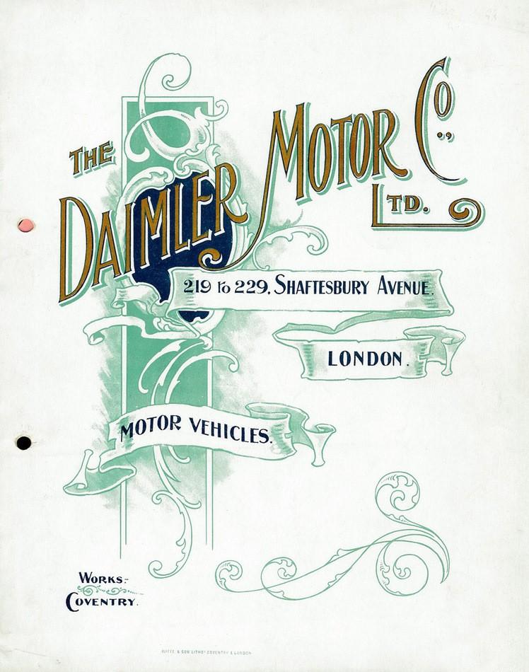 Gottlieb Daimler Vintag10