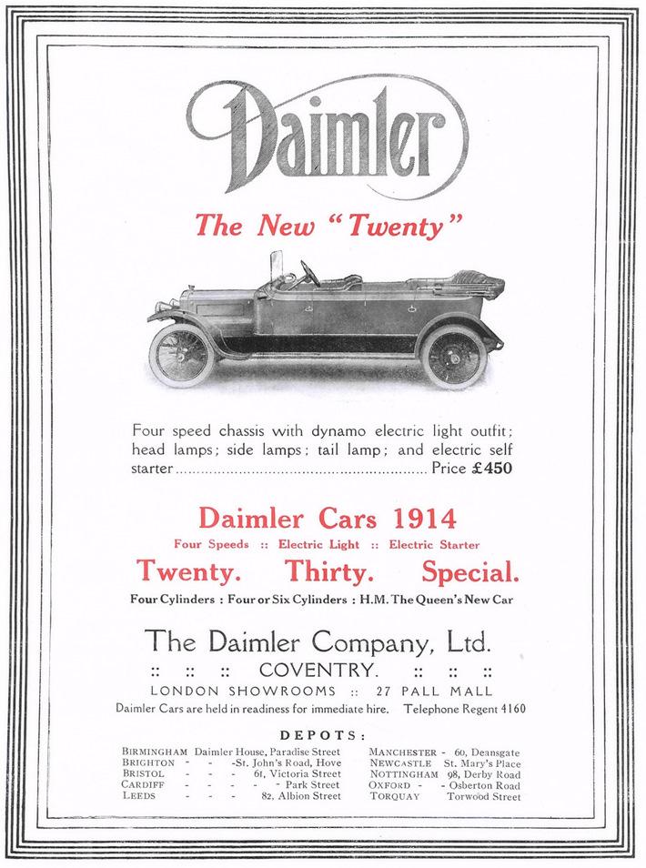 Gottlieb Daimler Vintag11