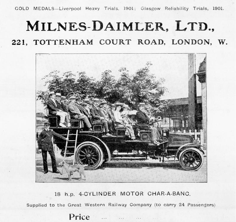 Gottlieb Daimler Vintag12